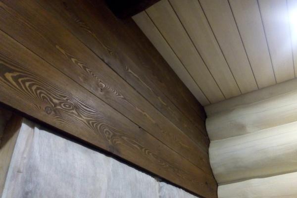 Обшивка стен потолков услуги